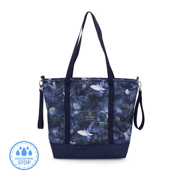 Obrazek Makaszka Shopper bag  Magic Forest